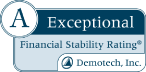 Demotech, Inc. Exceptional Financial Stability Rating